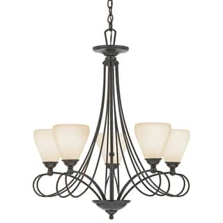 Quoizel 'Denmark' 5-light Chandlier