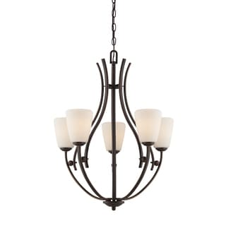 Quoizel 'Chantilly' 5-light Chandelier
