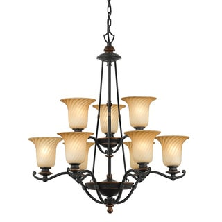 Quoizel 'Genova' 9-light Chandelier