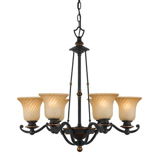 Quoizel 'Genova' 6-light Chandelier