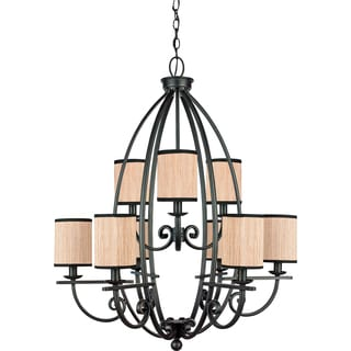 Quoizel 'Grayson' 9-light Chandelier