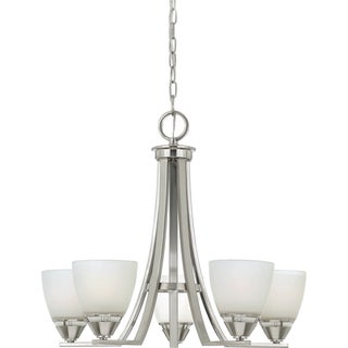 Quoizel 'Ibsen' 5-light Chandelier