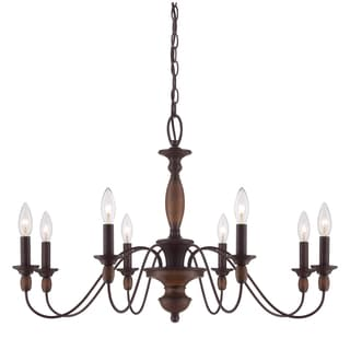Quoizel 'Holbrook' 8-light Chandelier