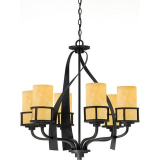 Quoizel 'Kyle' 6-light Chandelier