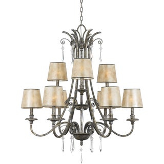 Quoizel 'Kendra' 9-light Chandelier