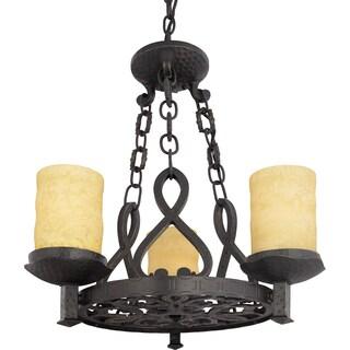 Quoizel 'La Parra' 4-light Pendant