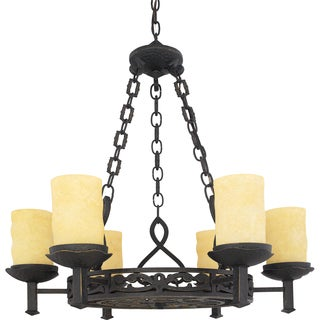 Quoizel 'La Parra' 6-light Chandelier