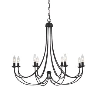Quoizel 'Mirren' 8-light Chandelier