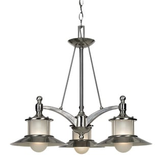 Quoizel 'New England' 3-light Pendant