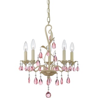 Quoizel 'Ophelia' 5-light Chandelier