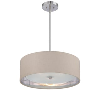 Quiozel 'Metro' 3-light Pendant