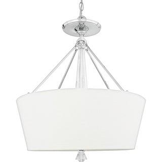 Quiozel 'Deluxe' 3-light Pendant