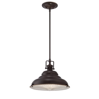 Quiozel 'Eastvale' 1-light Pendant