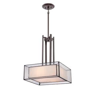 Quoizel 'Ferndale' 4-light Pendant