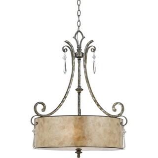 Quoizel 'Kendra' 4-light Pendant