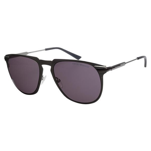 Emporio Armani EA9803 S KJ1 BN Dark Ruthenium 55 Sunglasses