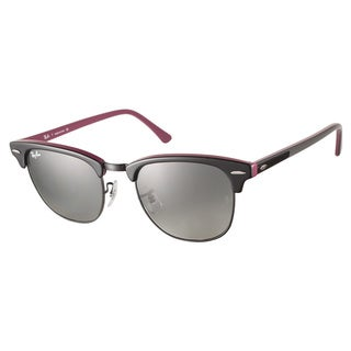 Ray-Ban RB3016 1103 71 Black Amaranth Sunglasses