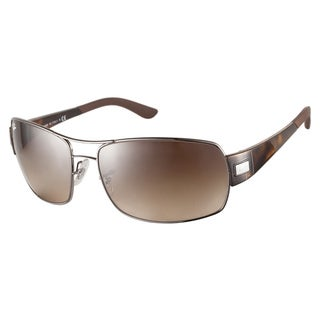Ray-Ban RB3426 004 13 Gunmetal Brown Sunglasses