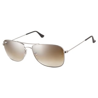 Ray-Ban RB3477 004 51 Gunmetal Brown 59 Sunglasses