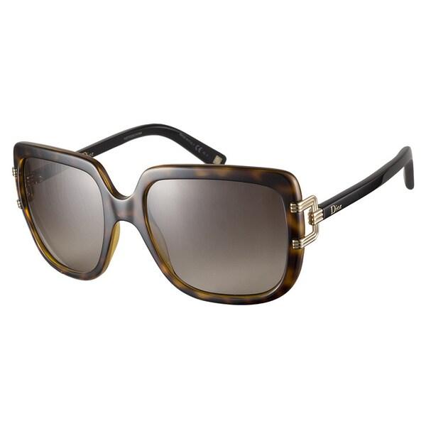 Dior Graphix 3 W3Z HA Tortoise 56 Sunglasses