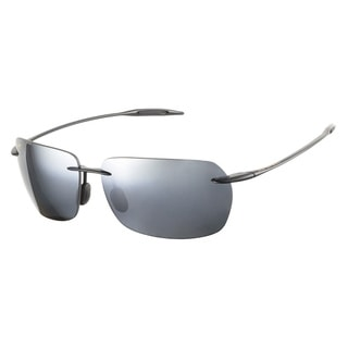 Maui Jim Banzai 425 02 Gloss Black 61 Sunglasses