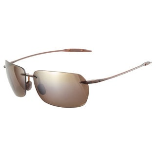 Maui Jim Banzai H425 26 Rootbeer 61 Sunglasses