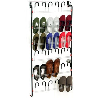 Samsonite 18-pair Over The Door Shoe Rack