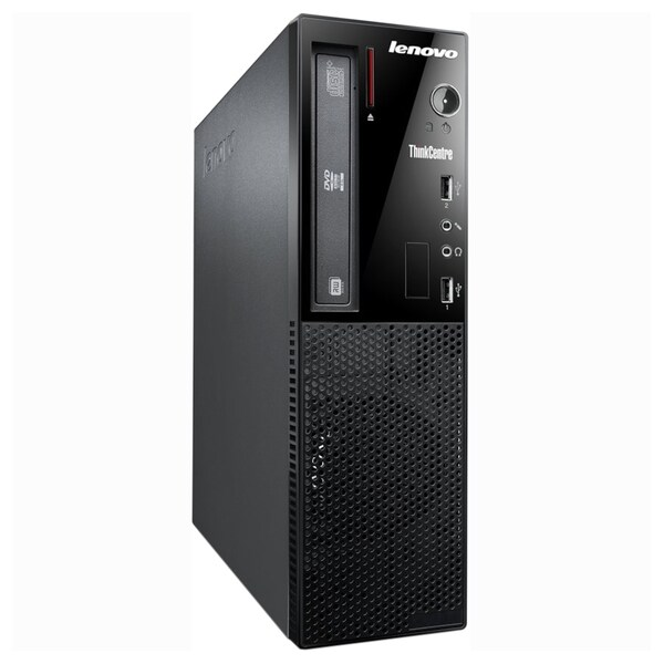 Lenovo ThinkCentre E73 10AU002QUS Desktop Computer - Intel Pentium G3
