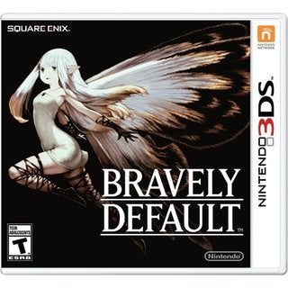 Nintendo 3DS - Bravely Default
