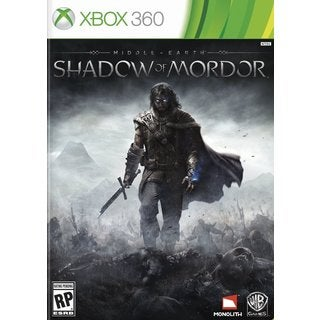 Xbox 360 - Middle Earth: Shadow of Mordor
