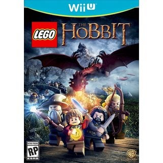 Lego The Hobbit Nintendo Wii U Game