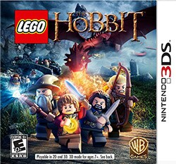 Nintendo 3DS - LEGO The Hobbit