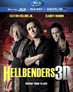 Hellbenders 3D (Blu-ray/DVD)