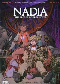 Nadia: The Secret of Blue Water: Complete Collection (DVD)