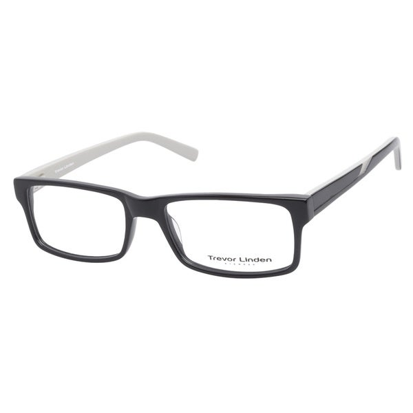 Trevor Linden 102 Black A6 Prescription Eyeglasses