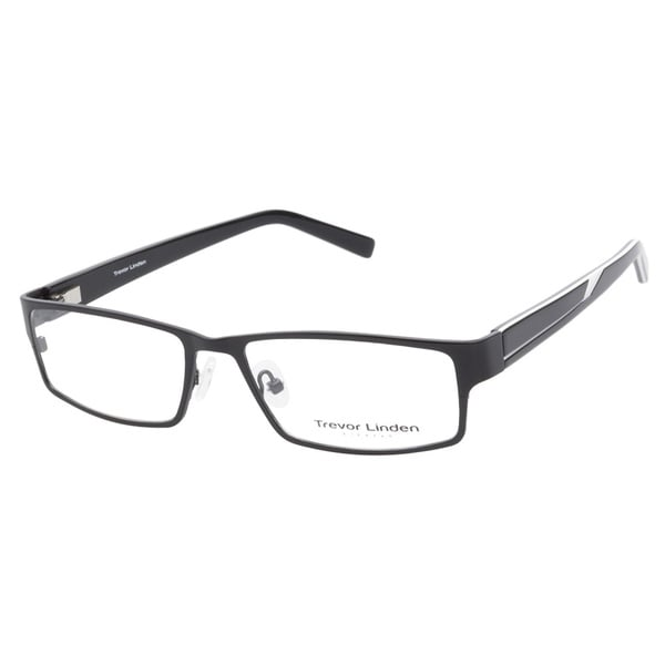 Trevor Linden 106 Black A9 Prescription Eyeglasses
