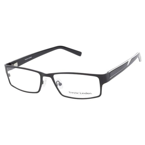 Trevor Linden 106 Black A9 Prescription Eyeglasses