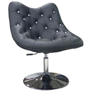Contemporary Tufted Armless Chair