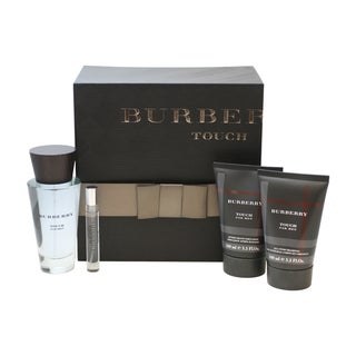 Burberry 'Burberry Touch' Men's 4-piece Gift Set