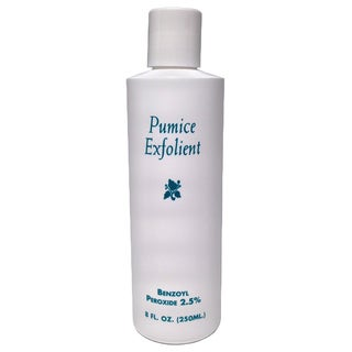 2.5-percent Benzoly Peroxide Pumice Exfolient (8 ounces)