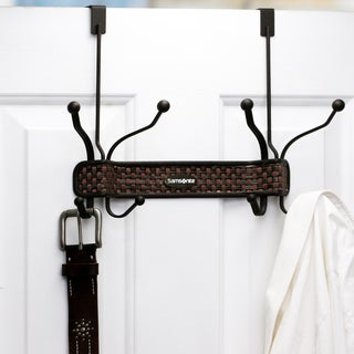Samsonite Bronze over the Door Hanger (8 hooks)