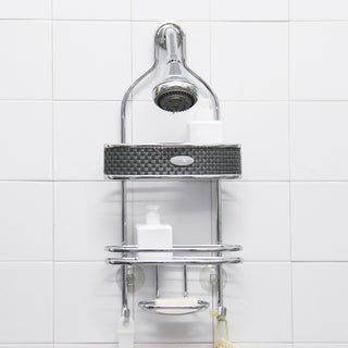 Samsonite Chrome Steel Shower Caddy