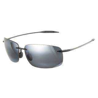 Maui Jim Breakwall 422 02 Gloss Black 63 Sunglasses