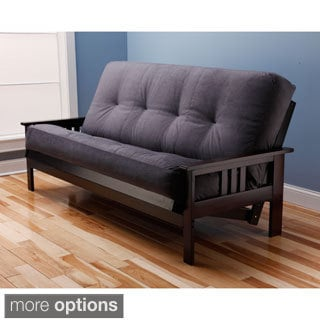 Espresso Multi-Flex Futon Set