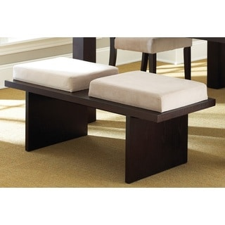 Movero Velvet Bench