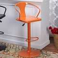 Retro Max Adjustable Height/ Swivel Bar Stool