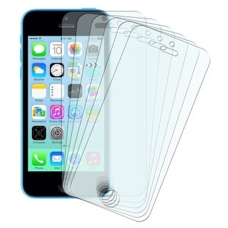 BasAcc Anti-glare Screen Protector for Apple� iPhone 5/ 5S/ 5C (Pack of 6)