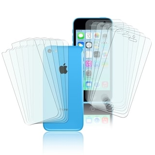 BasAcc Front/ Back Screen Protector for Apple� iPhone 5C (Pack of 6)