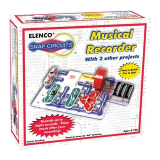 Snap Circuits Mini Kit: Musical Recorder