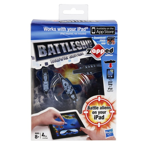 Battleship zAPPed Movie Edition
